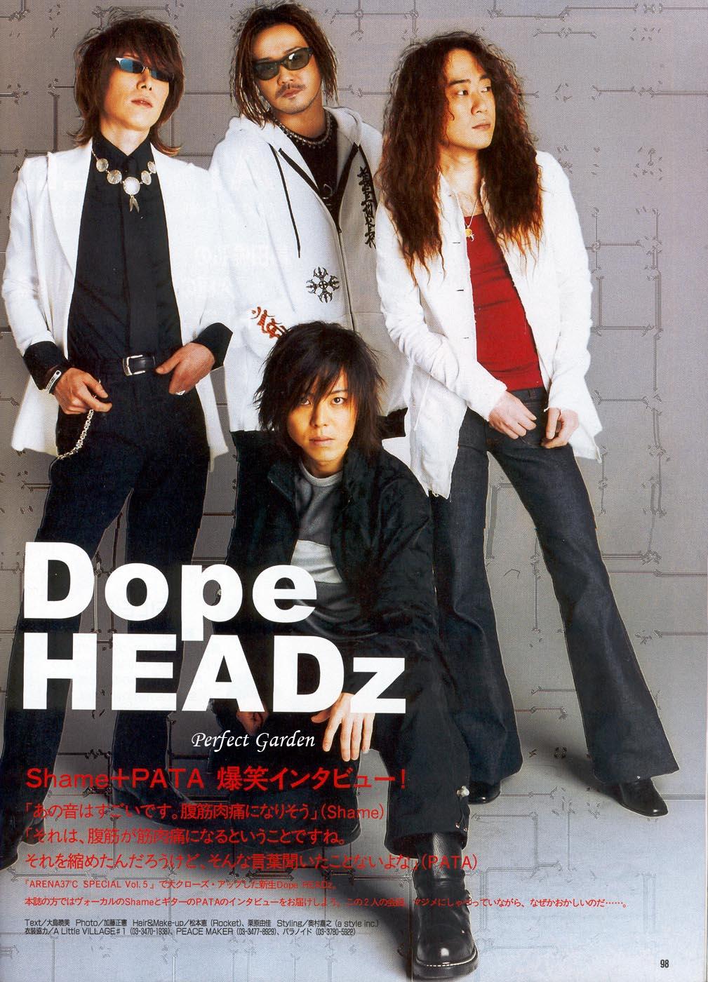 Dope HEADz - JapaneseClass.jp